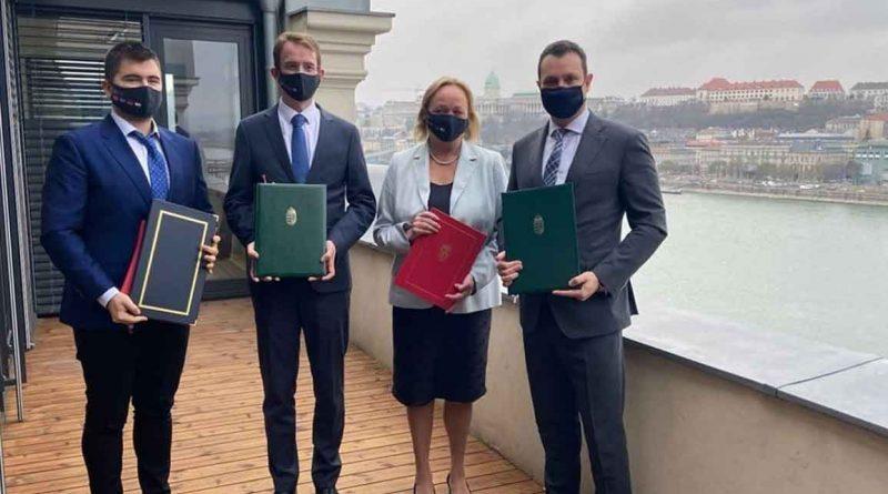 Norvég Alap aláírása