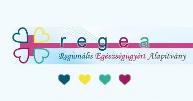 REGEA logó
