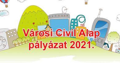 Városi Civil Alap