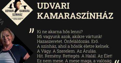 Udvari Kamara Színház ajánló